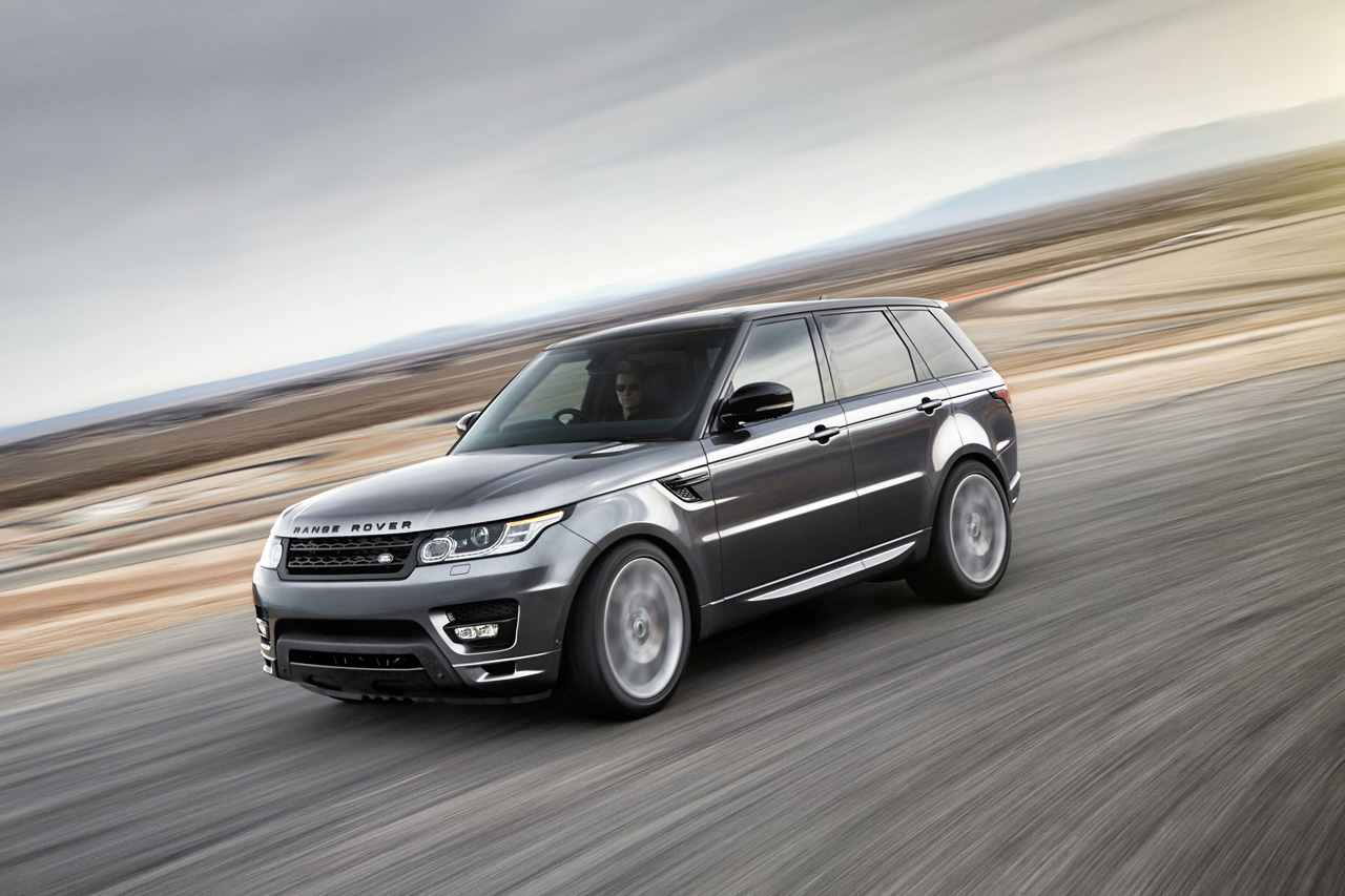 2014 range rover sport revealed in new york autoevolution. Black Bedroom Furniture Sets. Home Design Ideas