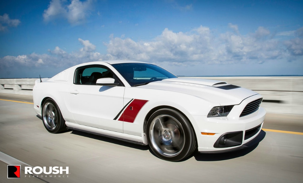 2014 roush mustang launched autoevolution. Black Bedroom Furniture Sets. Home Design Ideas