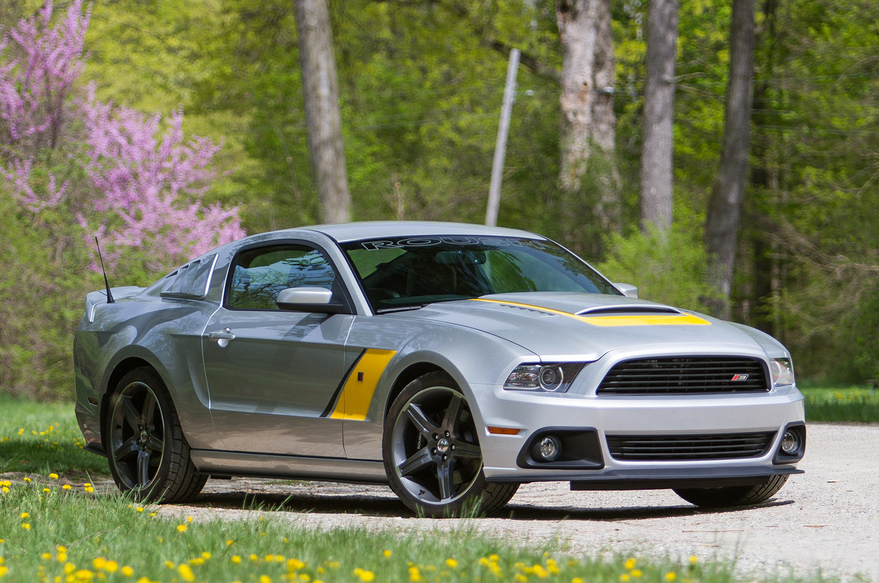 2014 Roush Stage 3 Mustang Official Images Released Photo