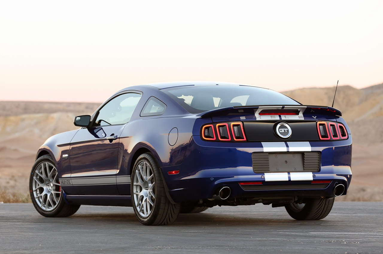2014 Shelby Gt Sc Showcased At Ford Shelby Nationals In