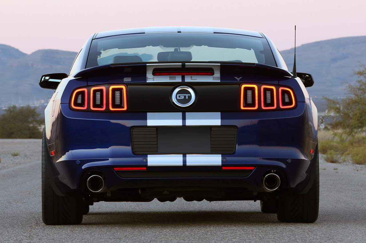 2014 Shelby GT/SC Showcased At Ford Shelby Nationals In Oklahoma