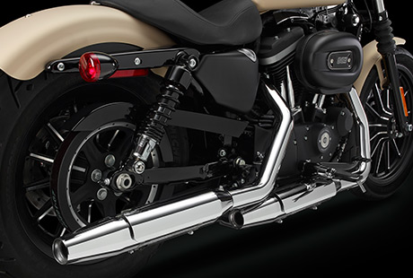 2014 sportster iron 883 is a tough looking ride. Black Bedroom Furniture Sets. Home Design Ideas