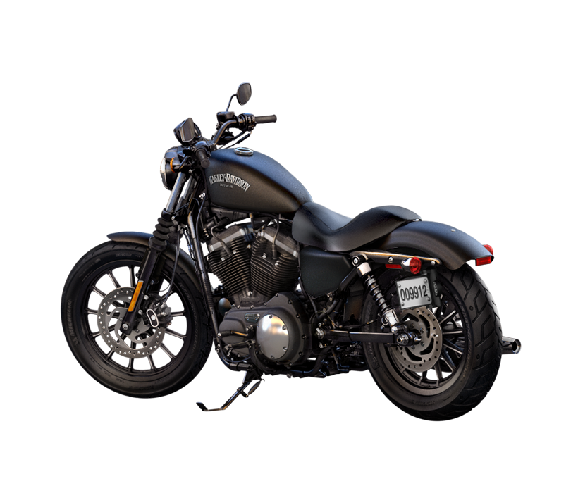 2014 Sportster Iron 883 Is A Tough-Looking Ride