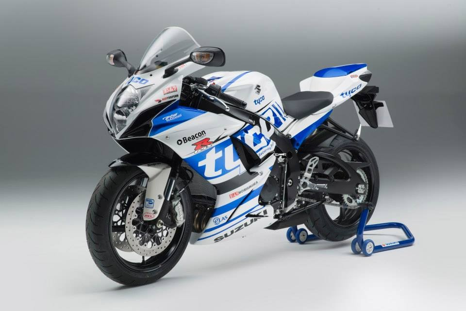 2014 Suzuki GSX-R 600 Tyco Replica Price Revealed - autoevolution
