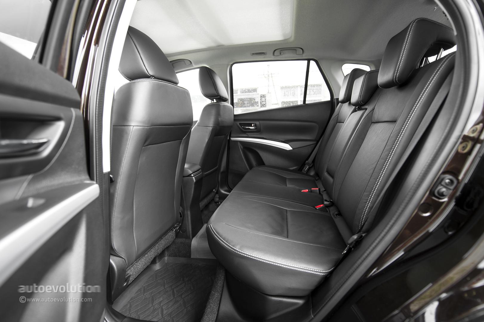 2014 Suzuki Sx 4 S Cross First Drive Autoevolution
