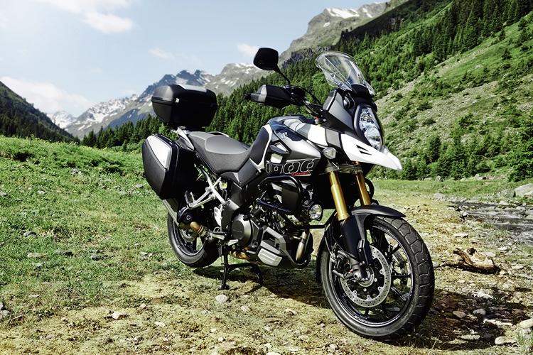 2014 Suzuki V Strom 1000 Abs Big Limited Offer Announced