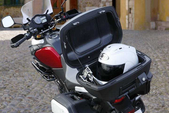 Suzuki Vstrom Oem Top Box Lock
