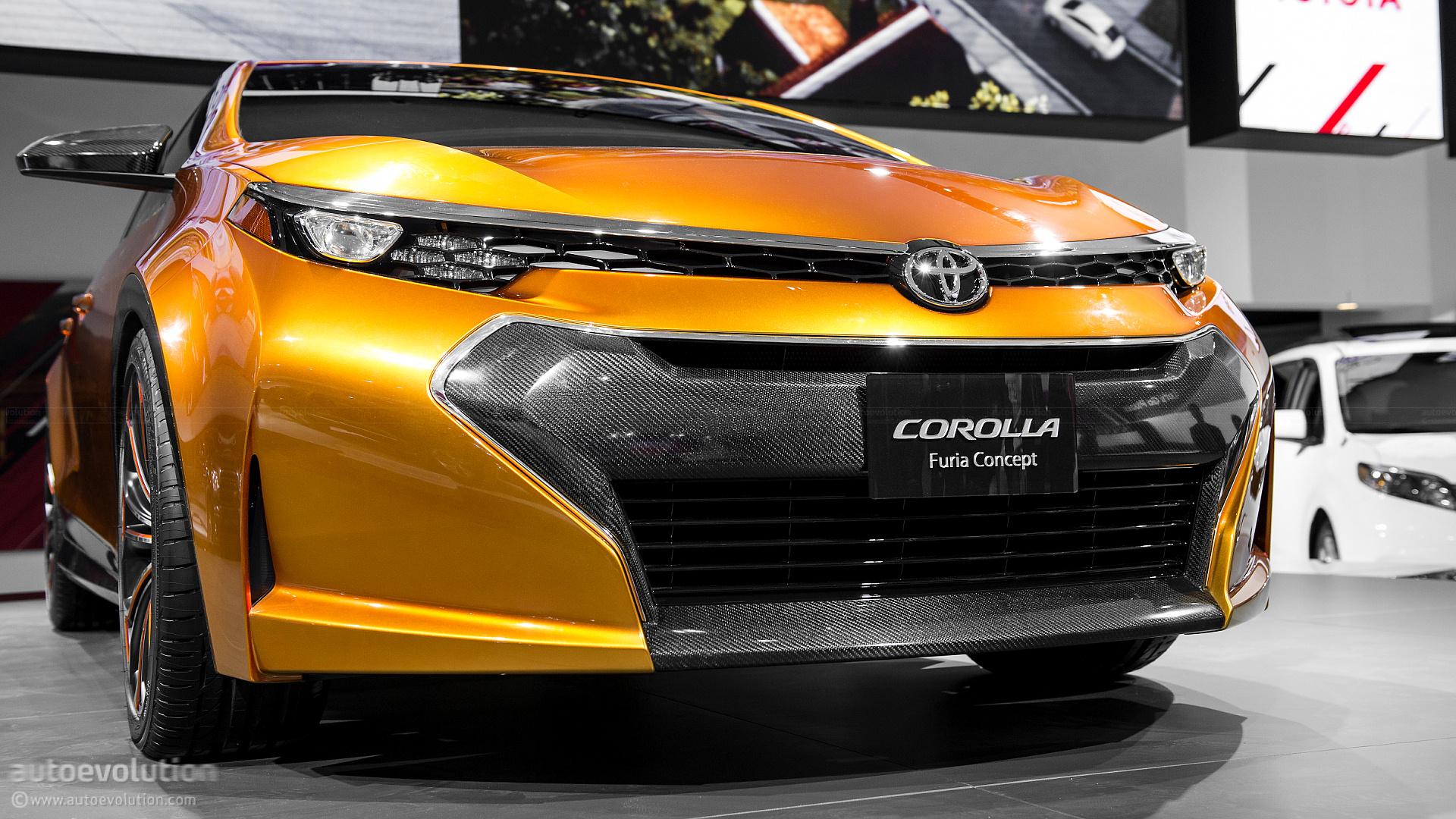 Toyota Corolla Furia Concept #10/14