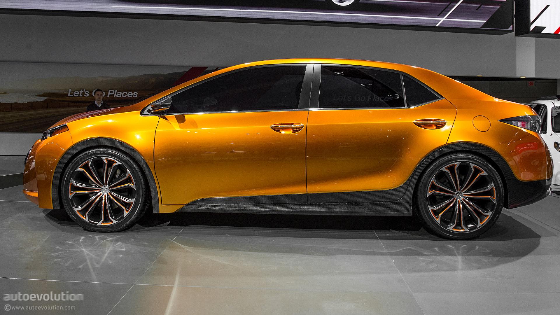 Toyota Corolla Furia Concept #6/14