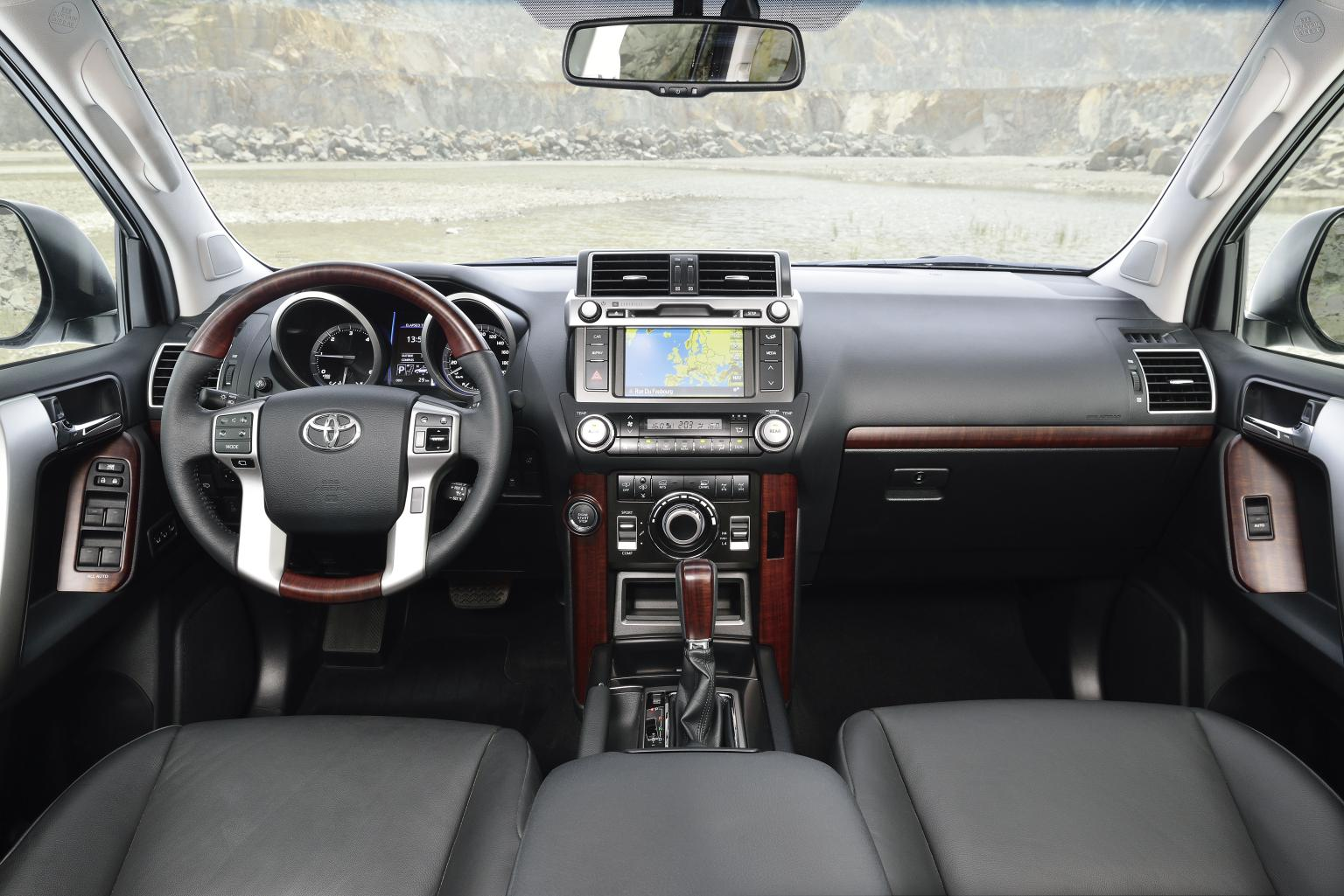 All Toyota Models >> 2014 Toyota Land Cruiser Gets UK Pricing, Specs ...