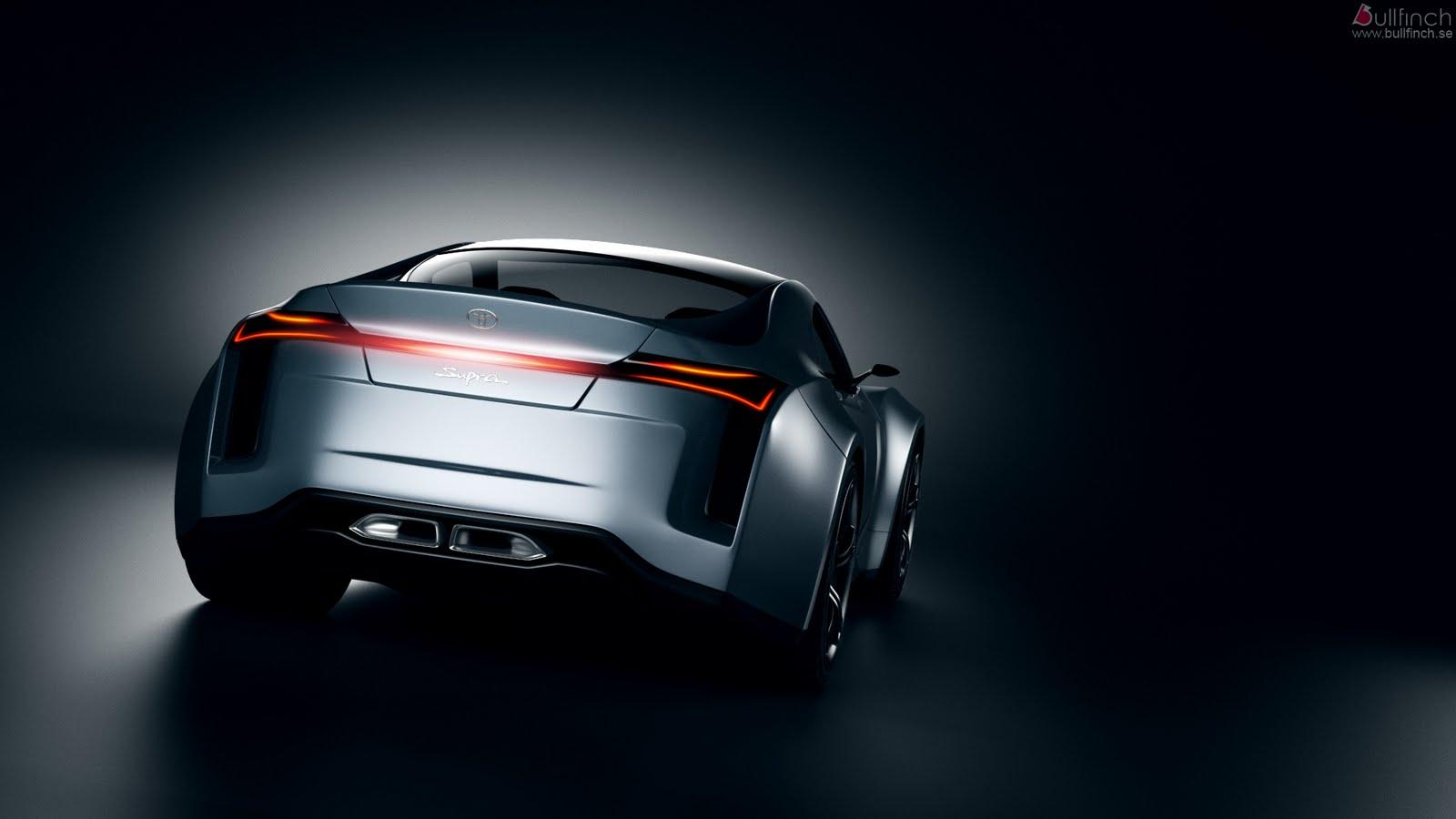 2014 Toyota Supra Interior 2014 toyota supra concept