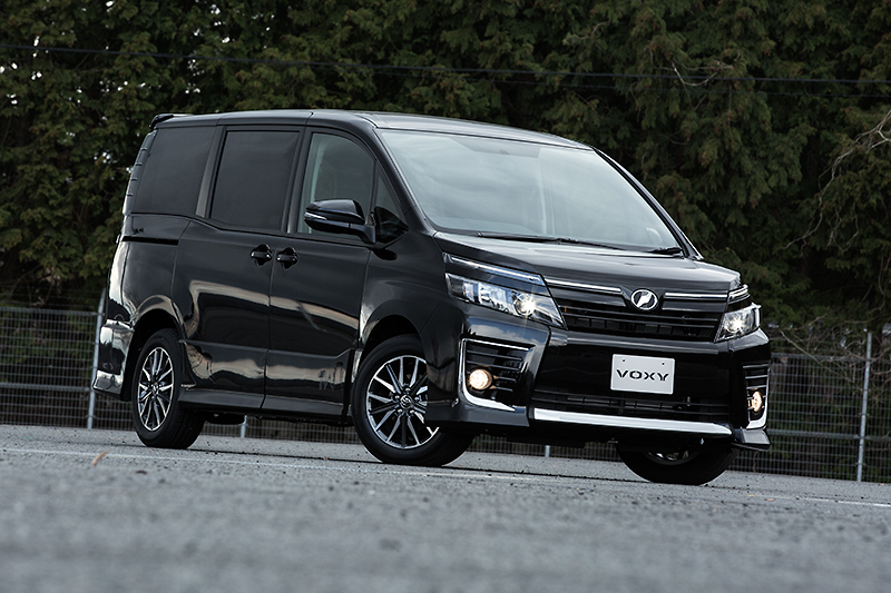Toyota Voxy In New Pics Photo Gallery