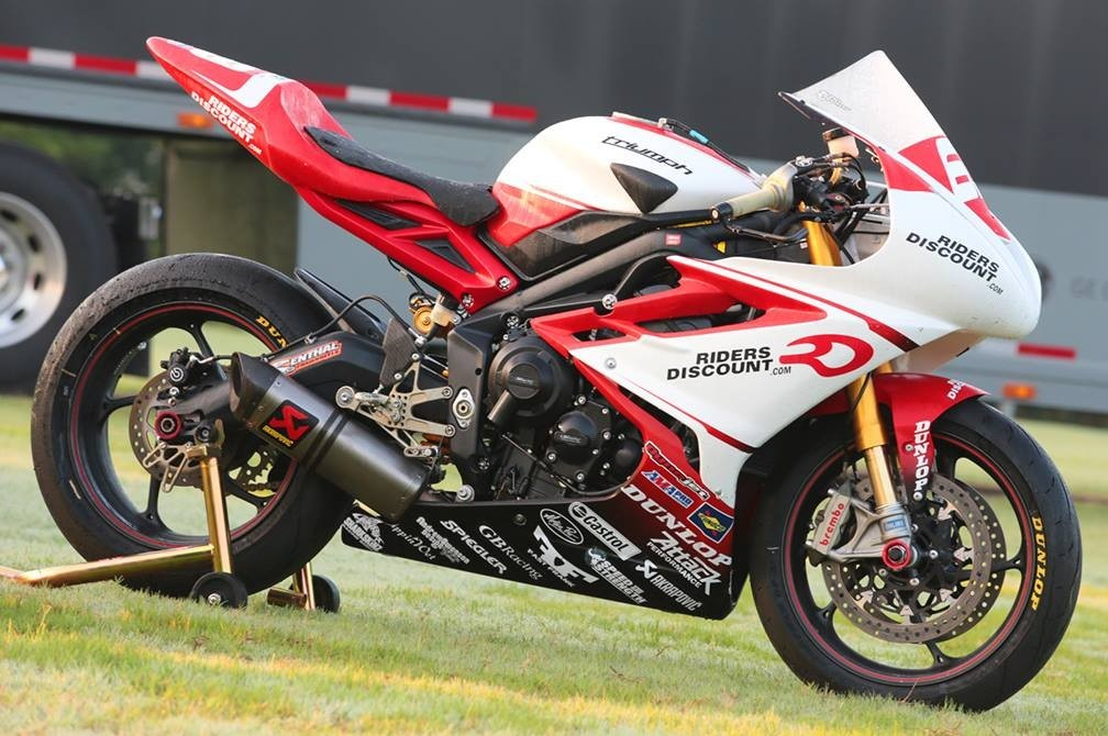 2014 triumph daytona 675r danny eslick edition for the us and