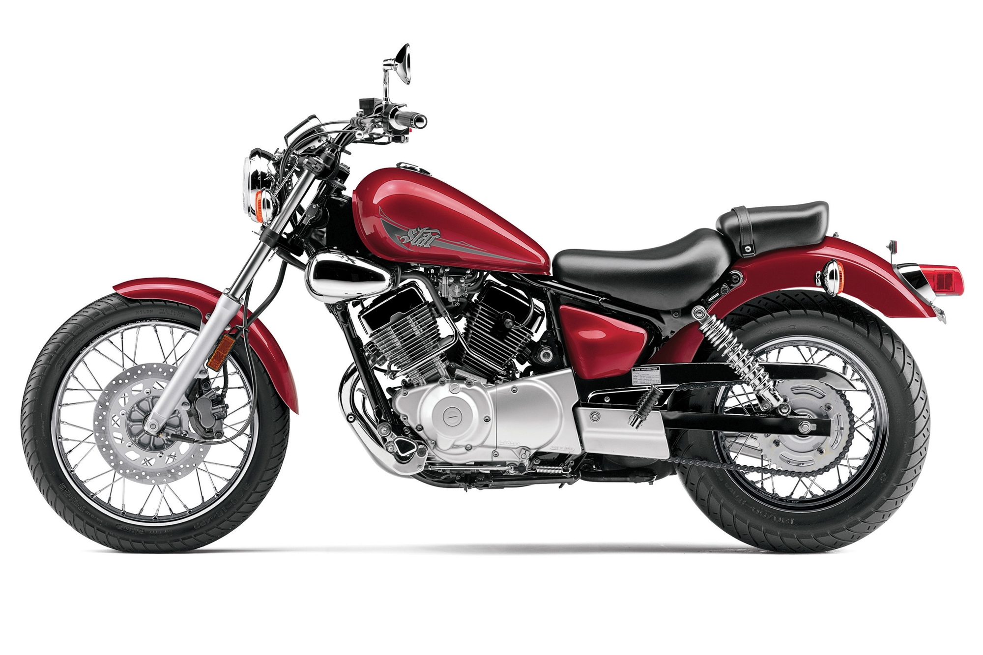 2014 V Star 250 New Starter Chopper Arrives In July