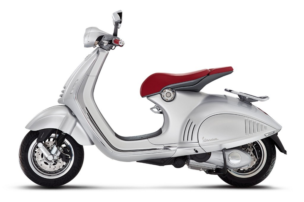 2014 Vespa 946 Bellissima Breaks Cover Autoevolution