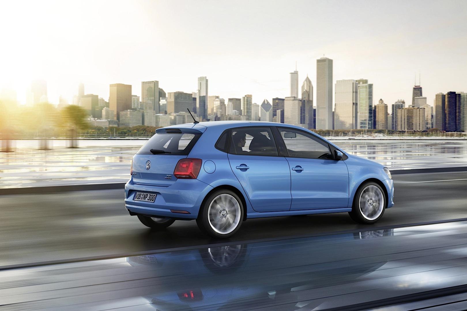 2014 Volkswagen Polo Facelift: Exterior Changes ...