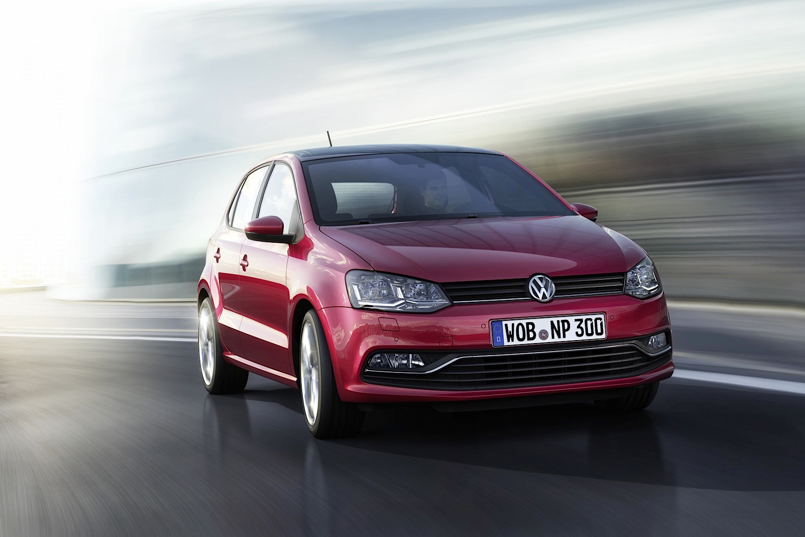 2014 Volkswagen Polo Facelift: Exterior Changes - autoevolution