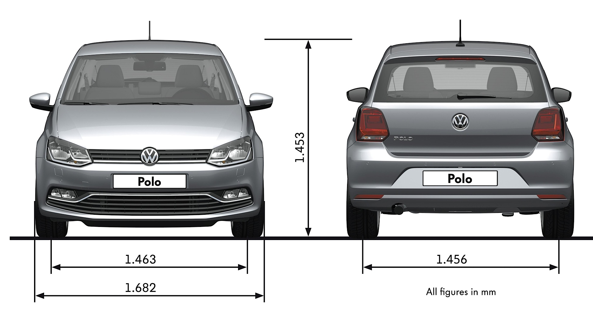 2014 Volkswagen Polo Facelift Interior and Updated Tech Revealed ... Vw Beetle 2014 Interior