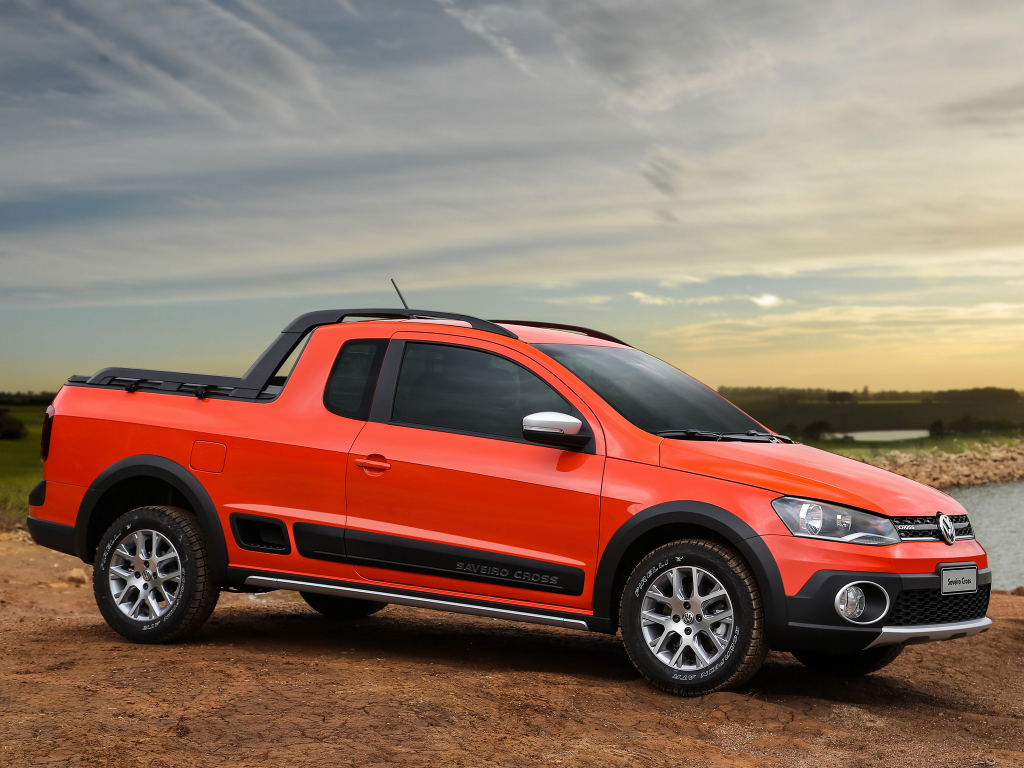 Hondas For Sale >> 2014 Volkswagen Saveiro Cross Is a Funky Brazilian Pickup [Video] - autoevolution