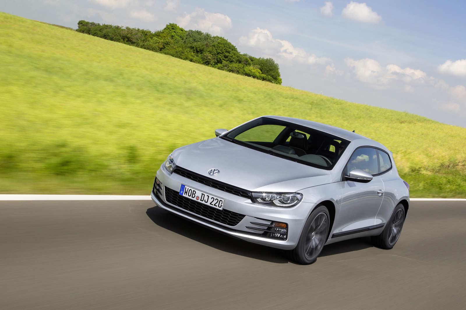2014 volkswagen scirocco coupe facelift launched details. Black Bedroom Furniture Sets. Home Design Ideas