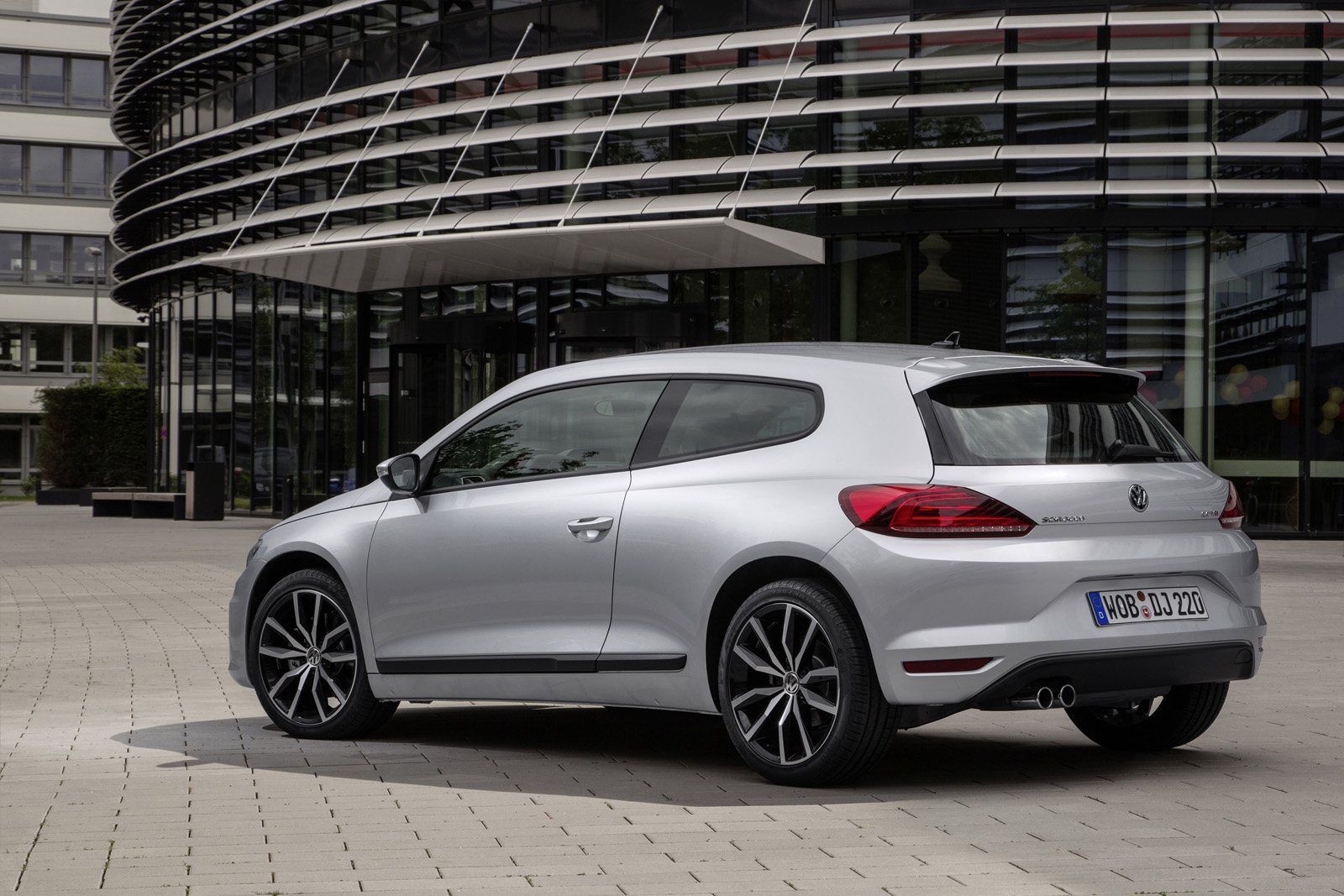 Volkswagen Scirocco Coupe Facelift Launched Details Pricing And Configurator