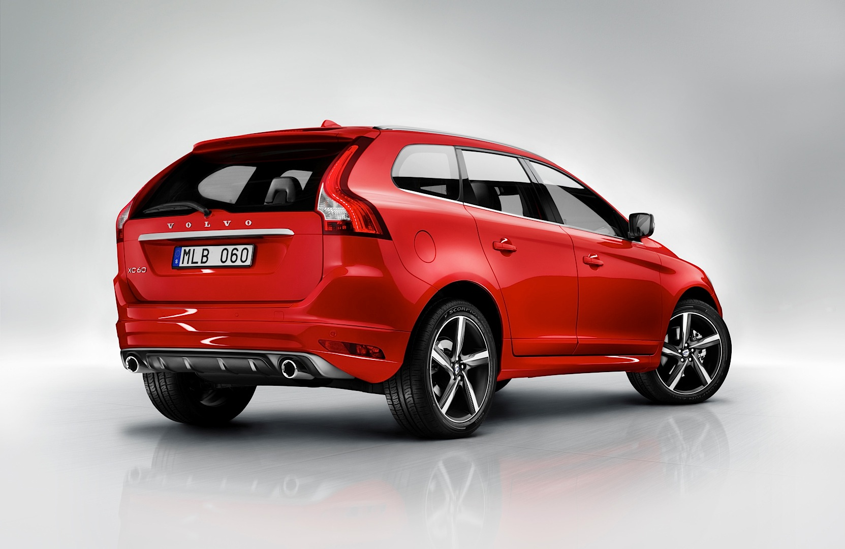 2014 volvo xc60 in detail video autoevolution. Black Bedroom Furniture Sets. Home Design Ideas