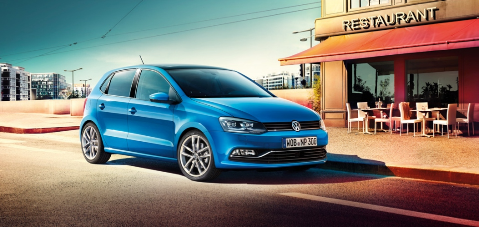 2014 VW Polo Priced in Germany, Gets New Photos, Brochure ...