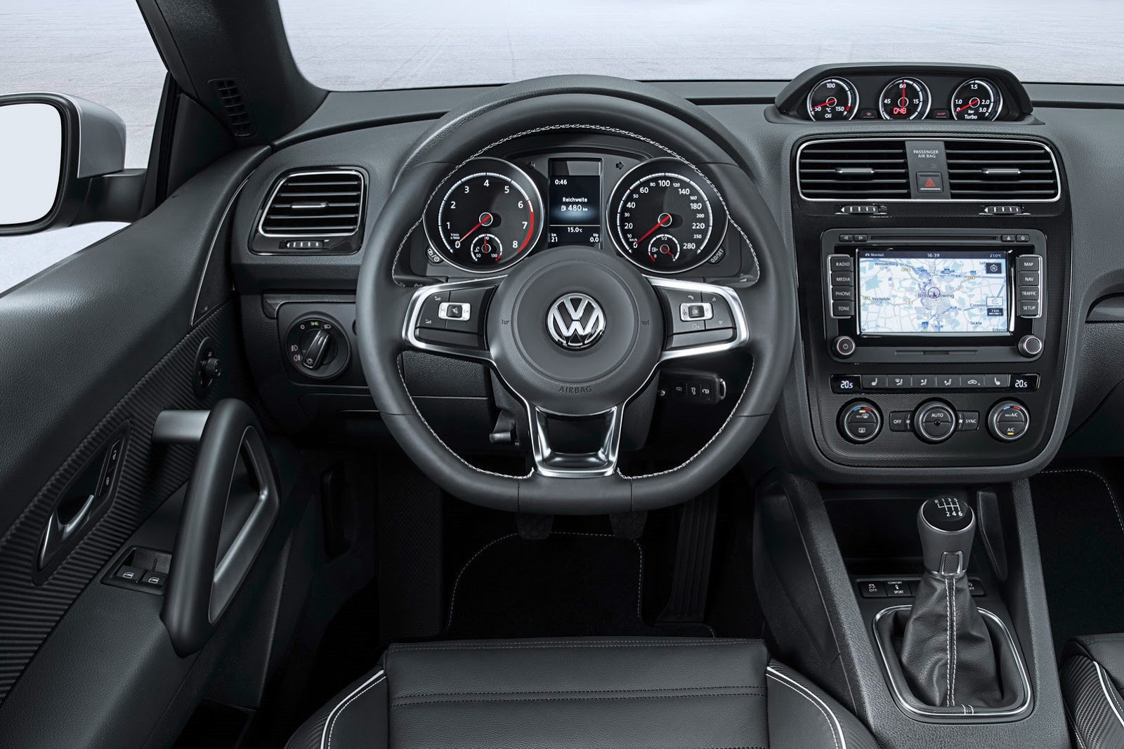 2014 VW Scirocco Facelift Launched in Britain: Pricing and Details ... | {Auto cockpit vw 1}