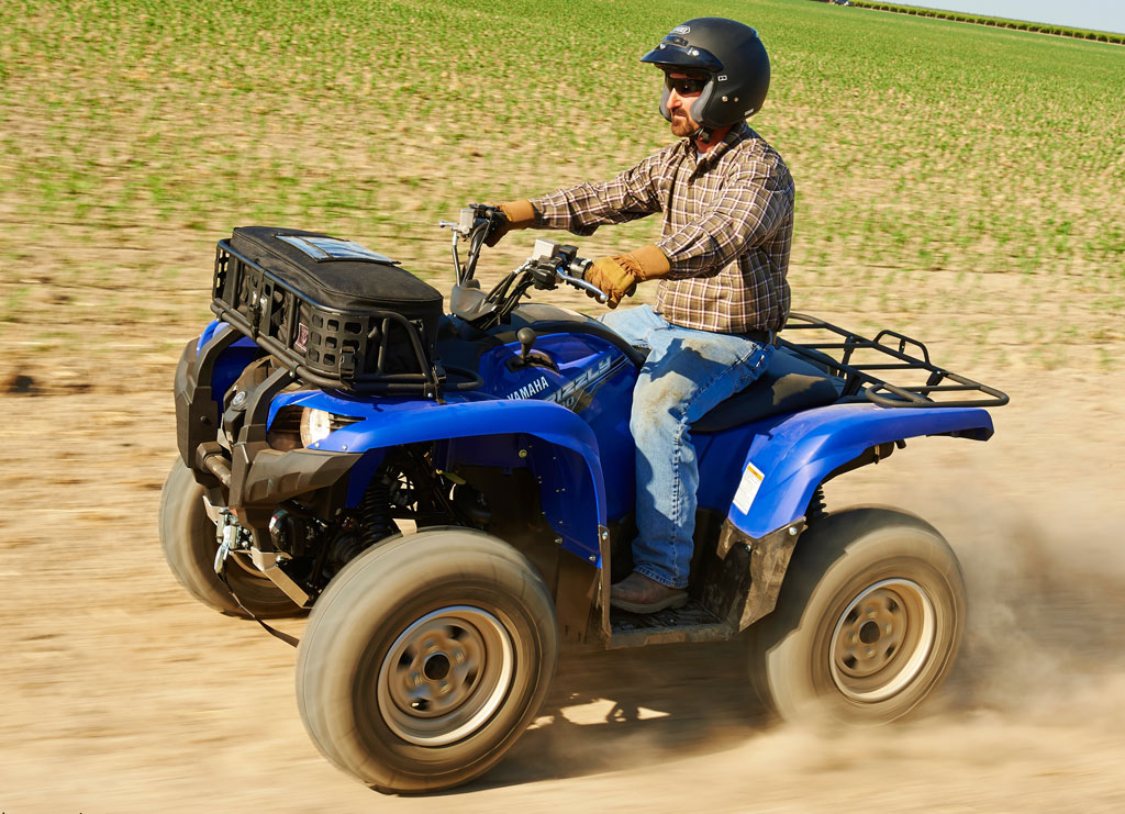 2014 yamaha grizzly 700 previewed autoevolution for 2014 yamaha grizzly 700