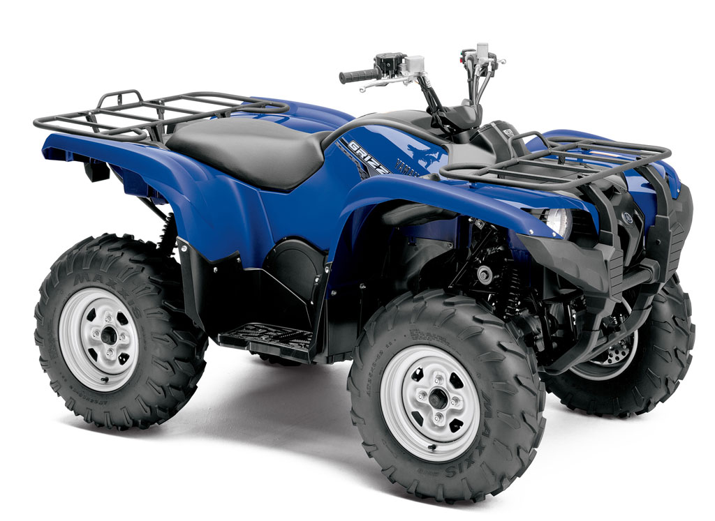 2014 yamaha grizzly 700 previewed autoevolution for Yamaha grizzly atv