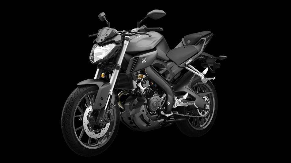 2014 yamaha mt 125 shows how cool small bikes can be autoevolution. Black Bedroom Furniture Sets. Home Design Ideas