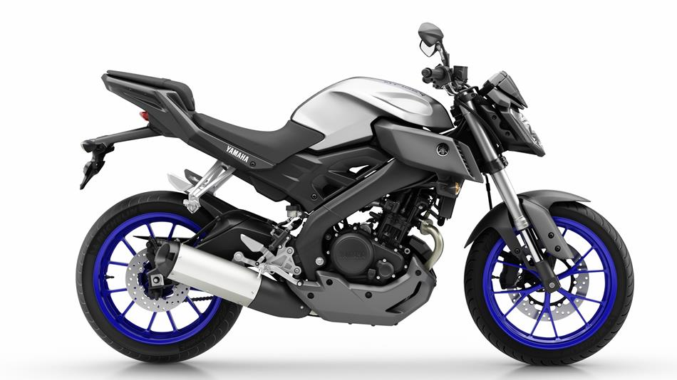 2014 yamaha mt 125 shows how cool small bikes can be. Black Bedroom Furniture Sets. Home Design Ideas