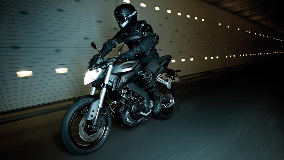 New Wave Auto >> 2014 Yamaha MT-125 Shows How Cool Small Bikes Can Be - autoevolution