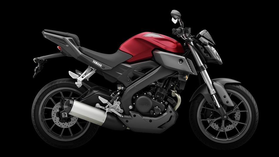 2014 Yamaha Mt 125 Shows How Cool Small Bikes Can Be