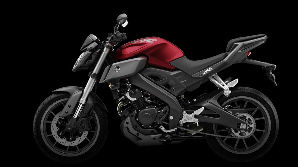 2014 yamaha mt 125 shows how cool small bikes can be for Yamaha mt 9