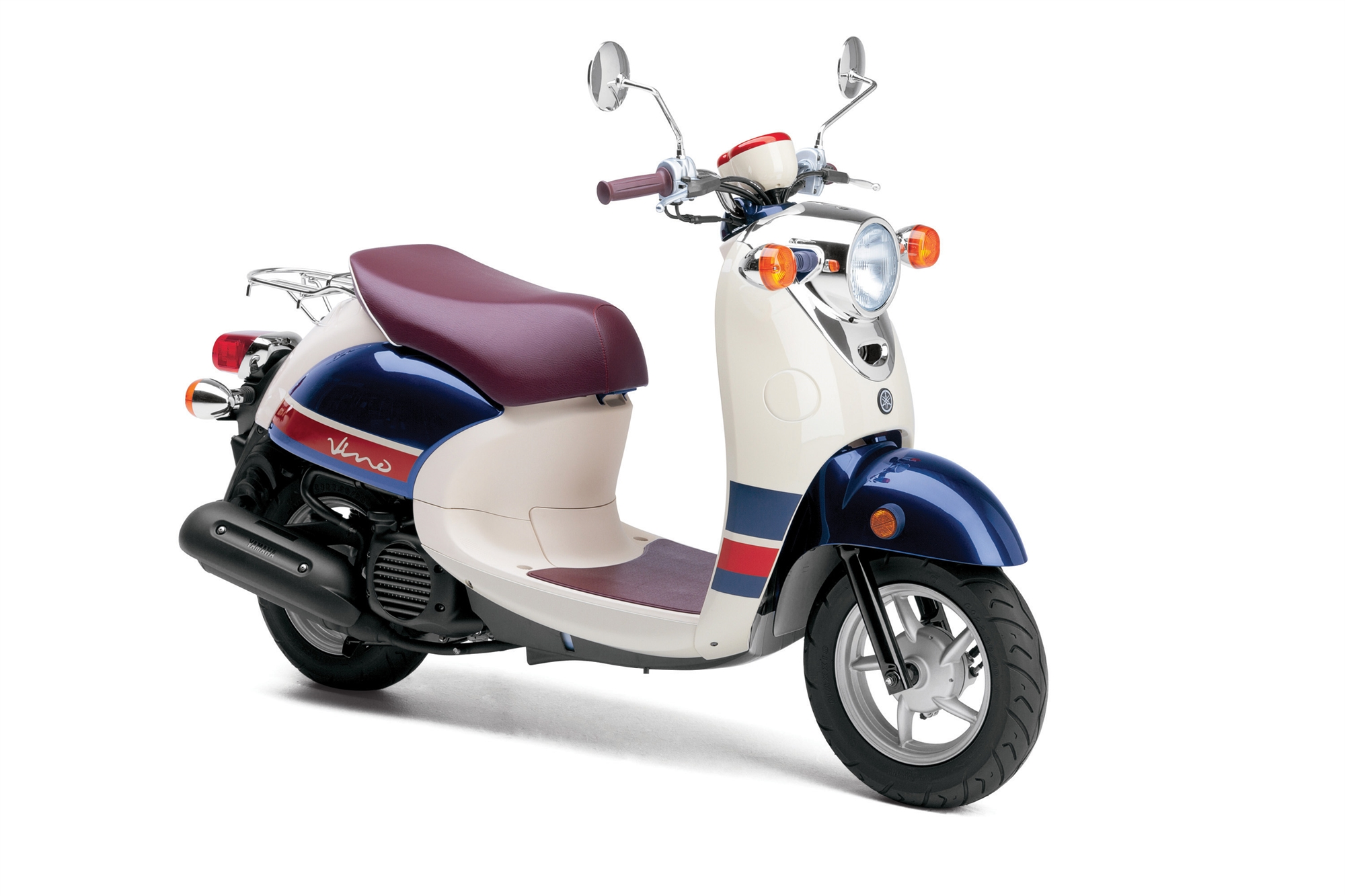2014 Yamaha Vino Classic  First Pictures autoevolution