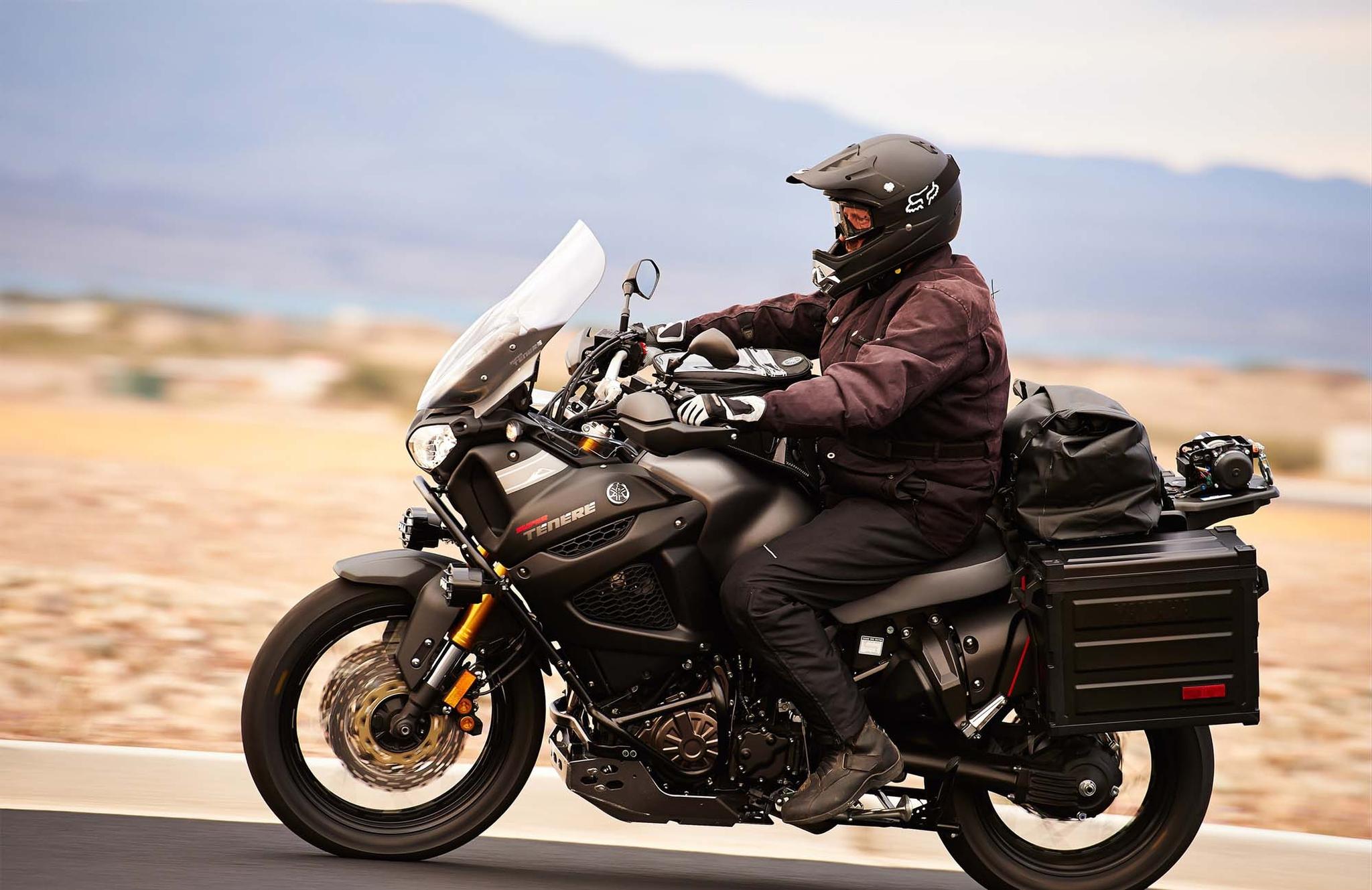 2014 Yamaha Xt1200z Super Tenere Es Arrives In The Us