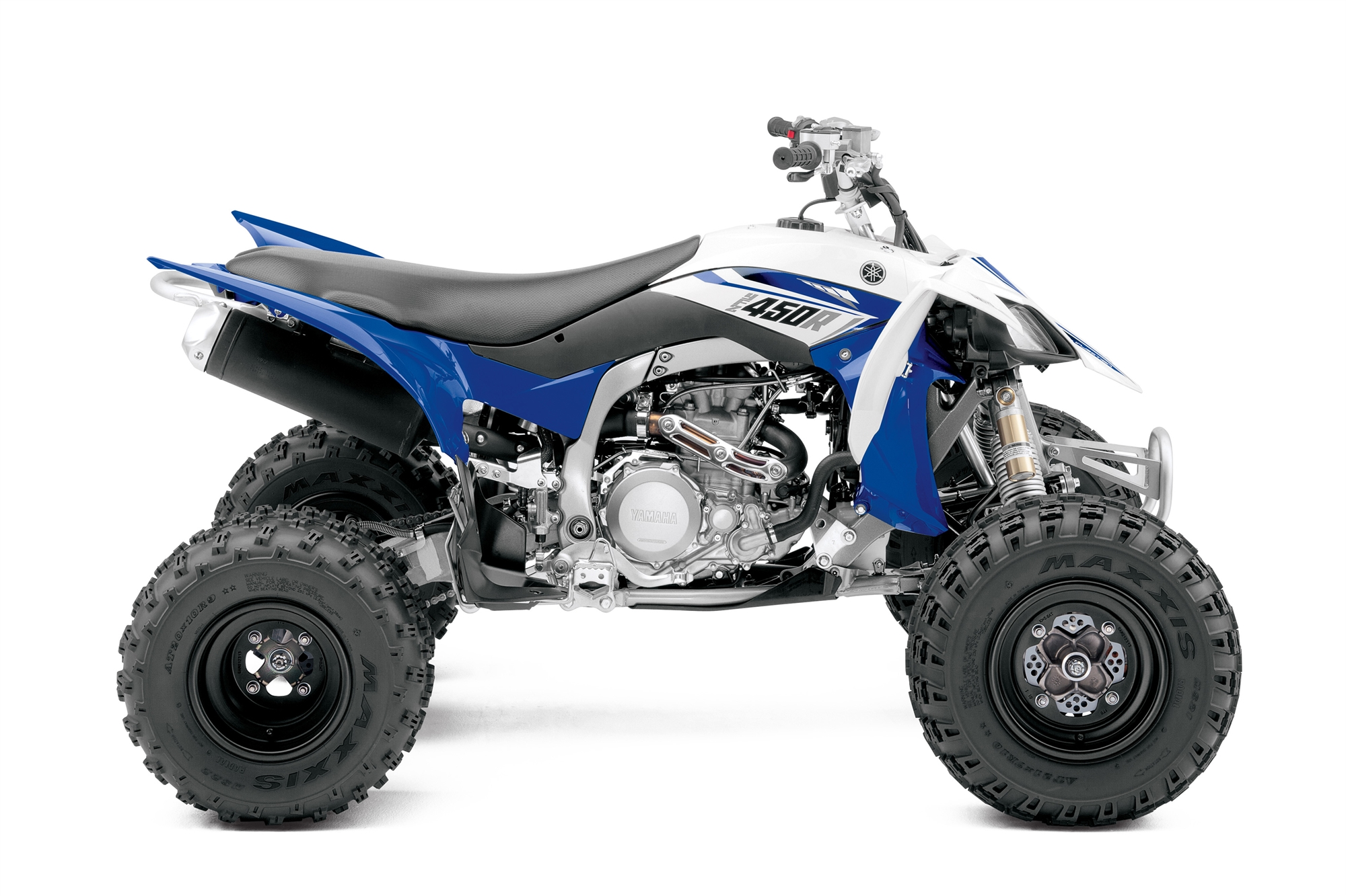 2014 yamaha yfz450r brings slipper clutch to the atv world for What year is my yamaha atv