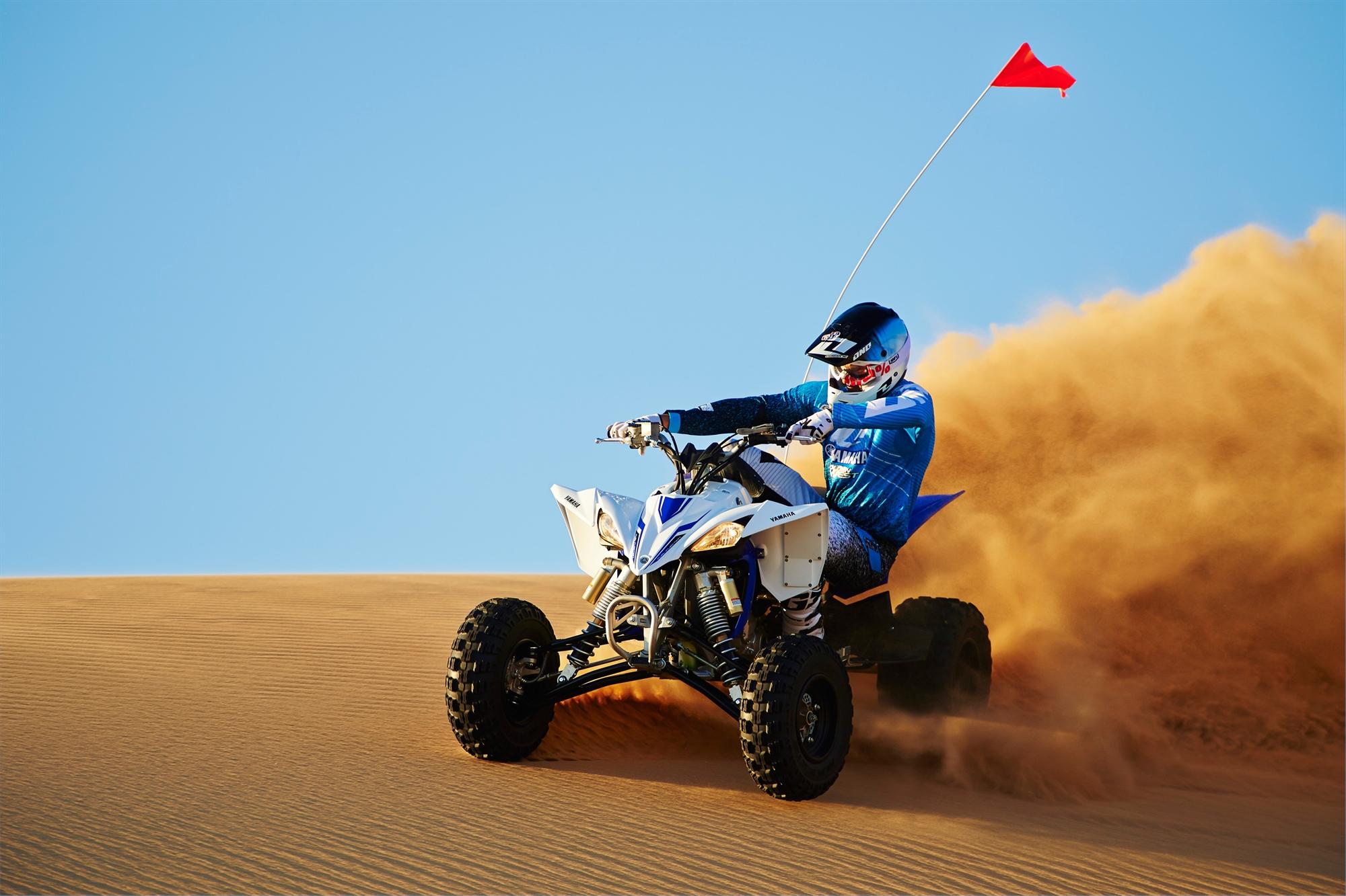 2014 Yamaha YFZ450R Brings Slipper Clutch to the ATV World ...