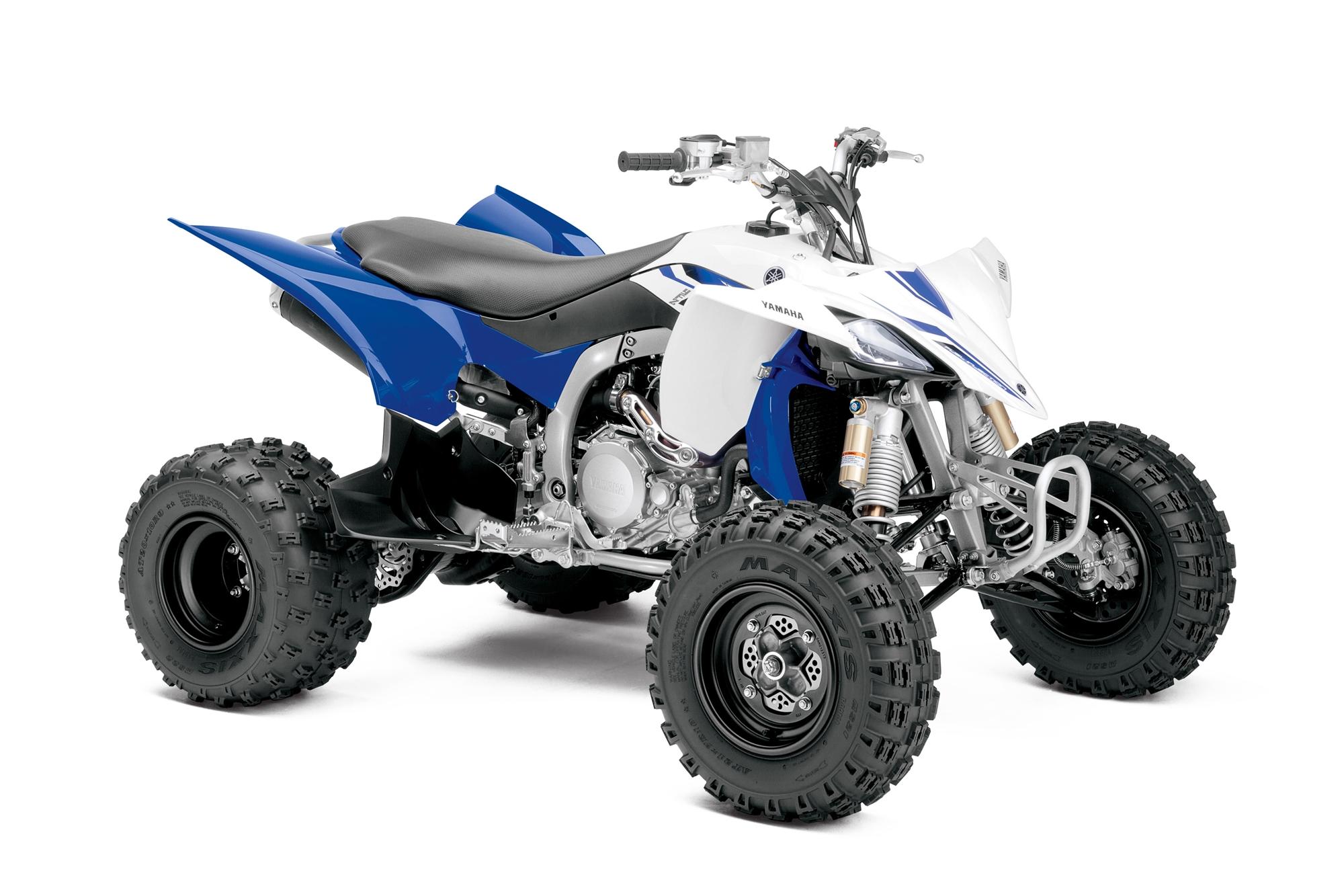 2014 Yamaha YFZ450R Brings Slipper Clutch to the ATV World - autoevolution