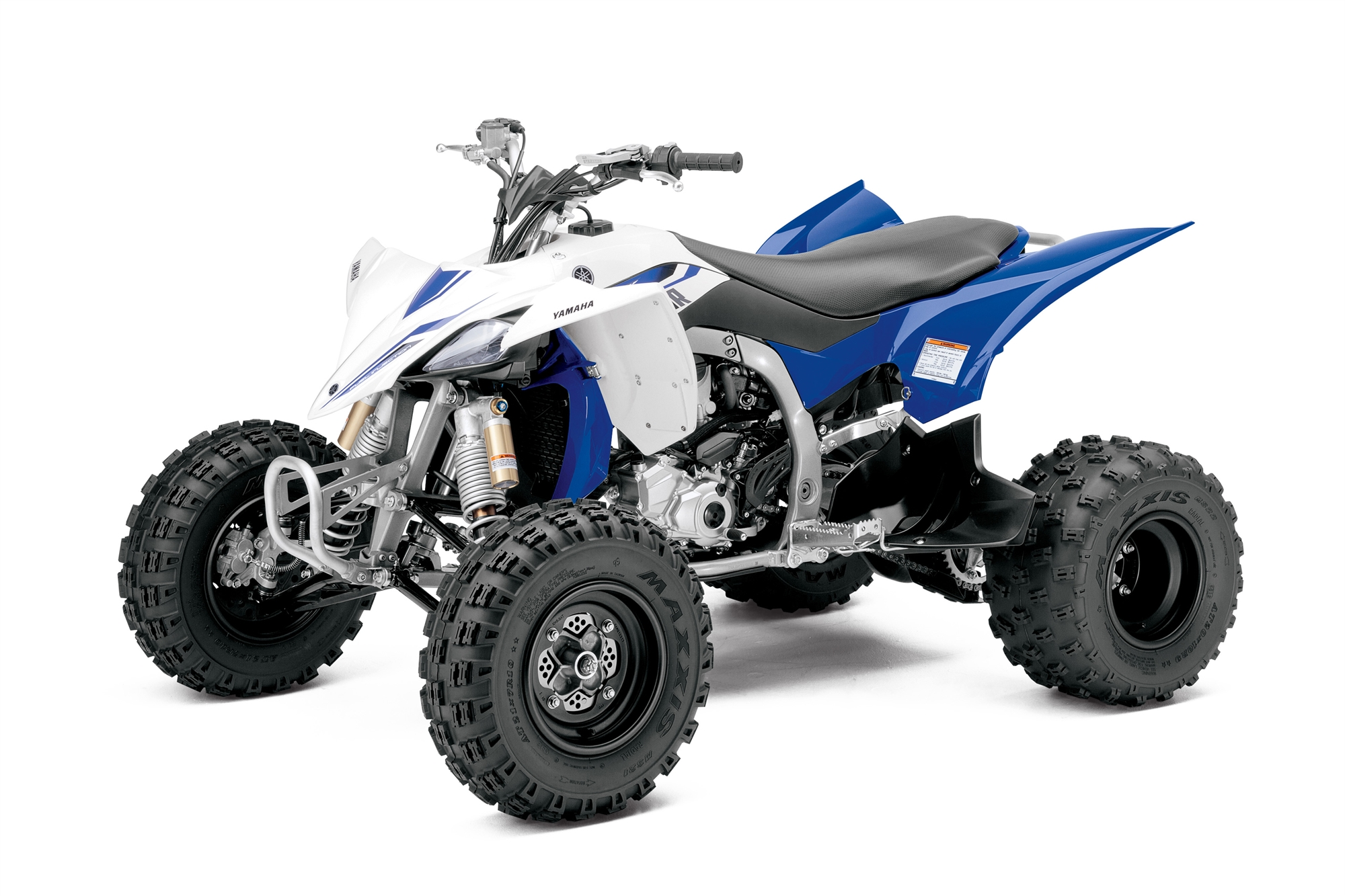 2014 yamaha yfz450r brings slipper clutch to the atv world autoevolution. Black Bedroom Furniture Sets. Home Design Ideas