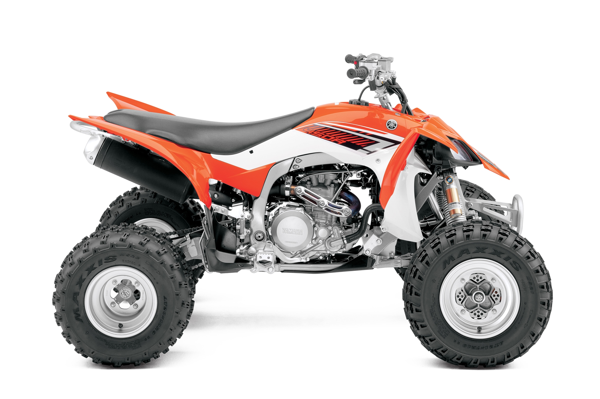 2014 yamaha yfz450r brings slipper clutch to the atv world for 2014 yamaha atv