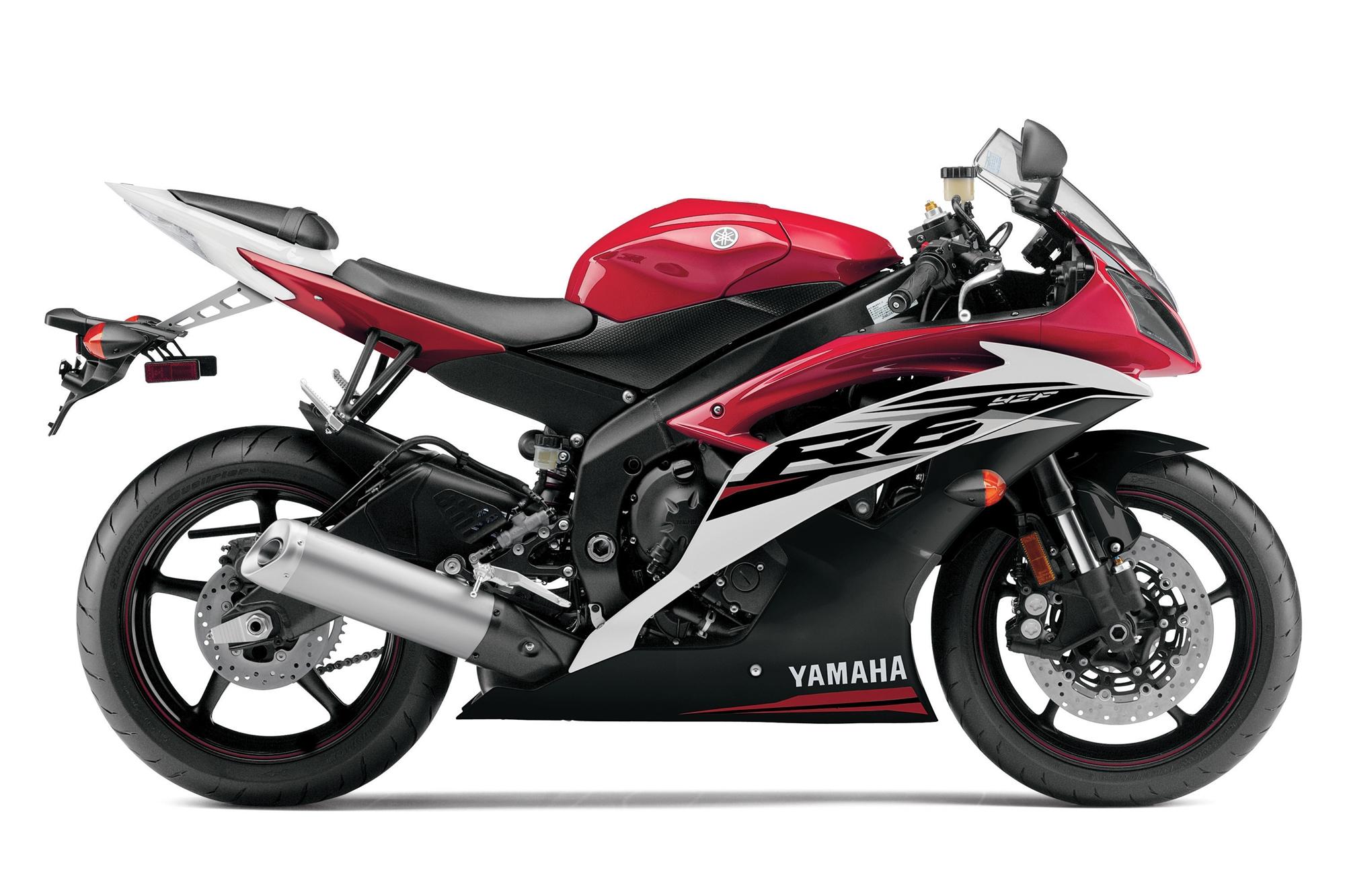2014 Yamaha Yzf R6 Official Pics Autoevolution