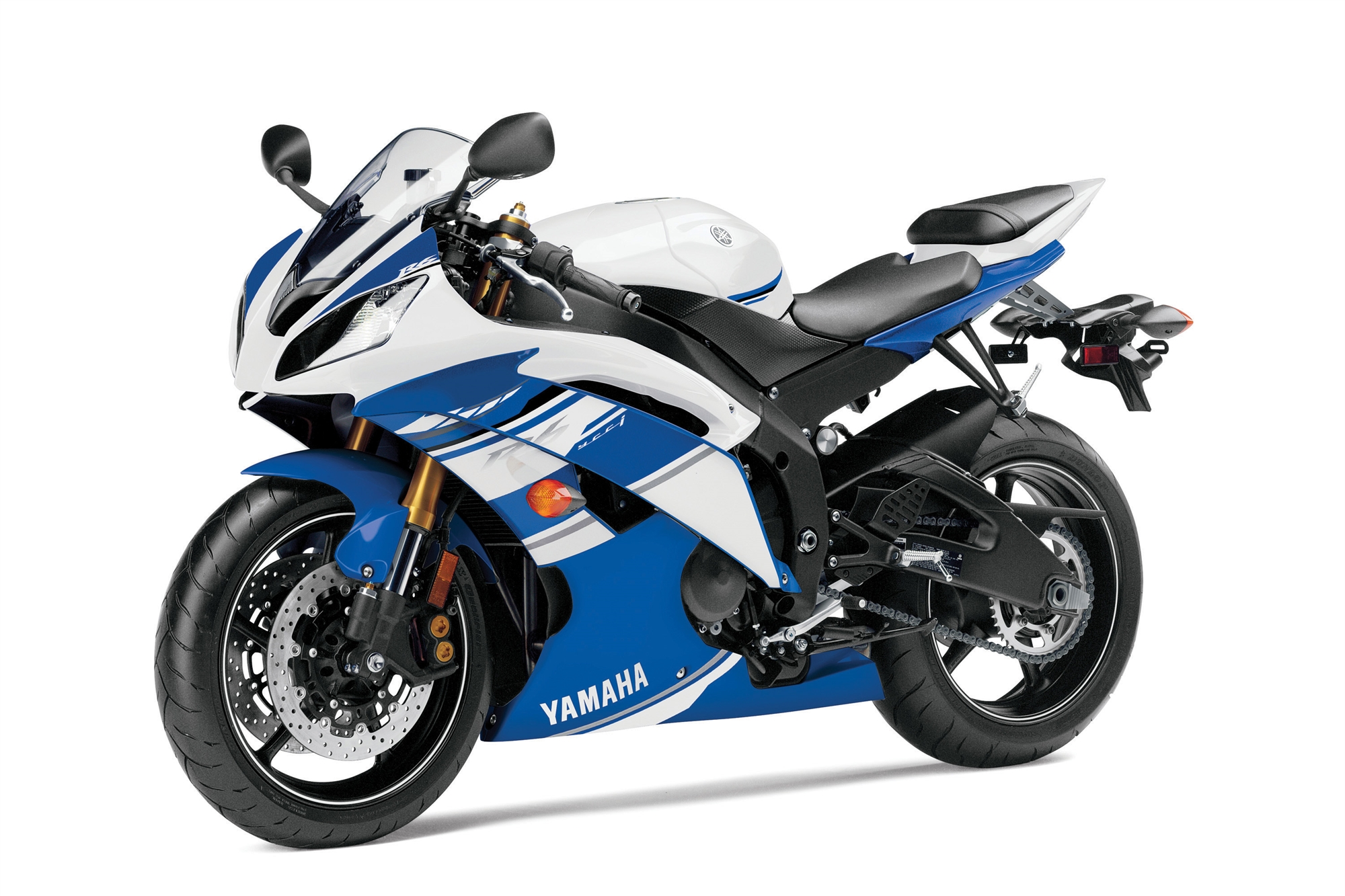 yamaha r6 black 2014 - photo #29
