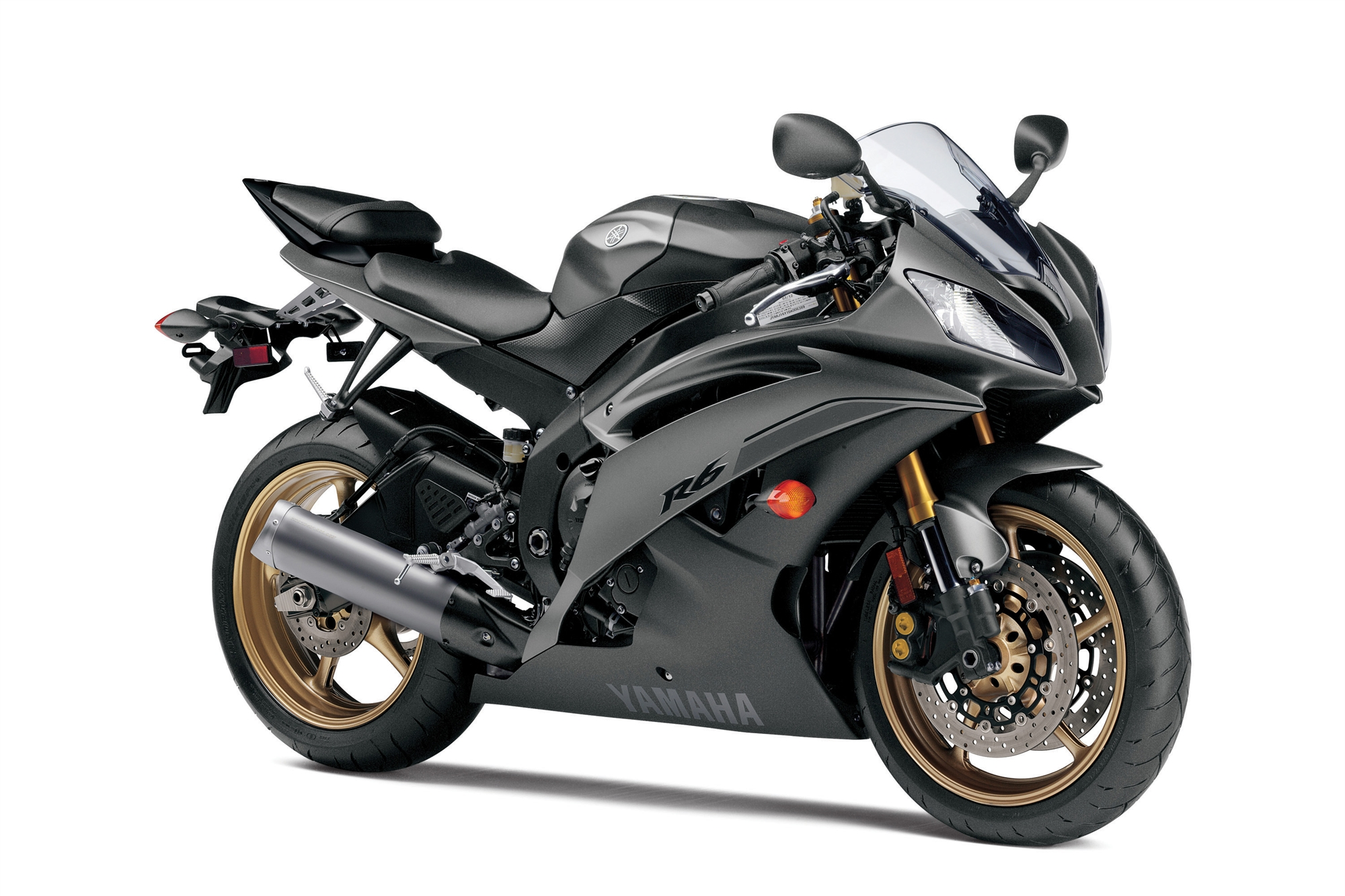 2014 yamaha yzf r6 official pics autoevolution. Black Bedroom Furniture Sets. Home Design Ideas