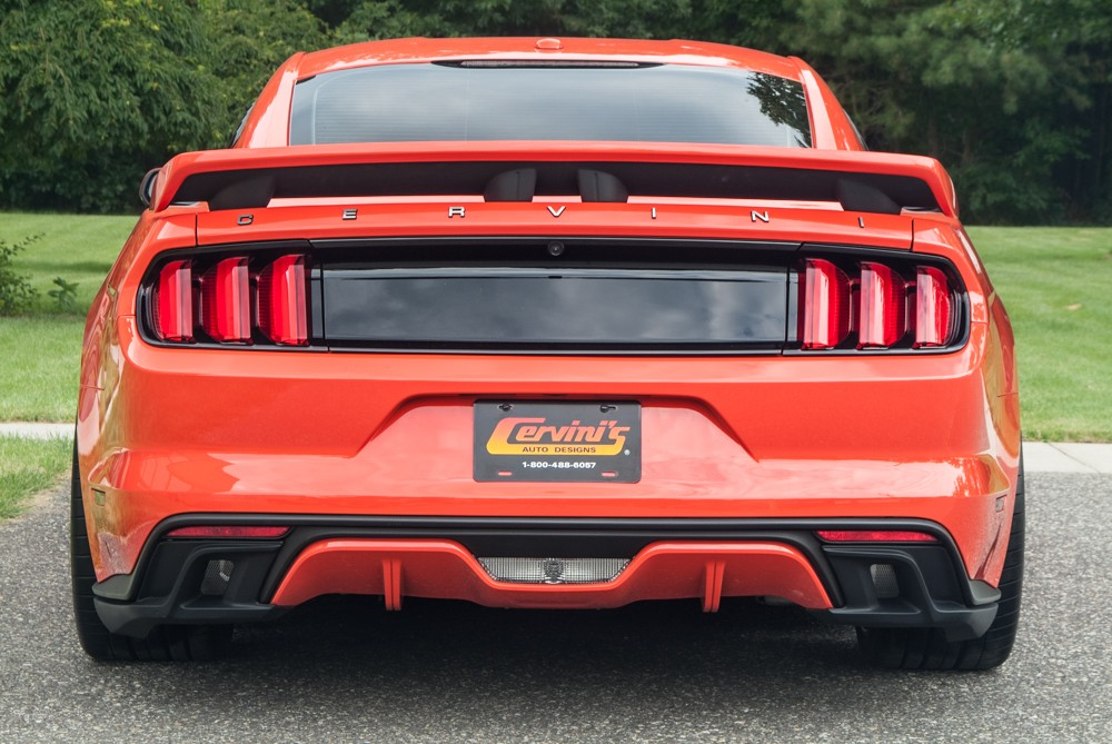 2017 Shelby Gt350 For Sale >> Cervini's Side Exhaust for 2015-2017 Mustang GT Looks the ...