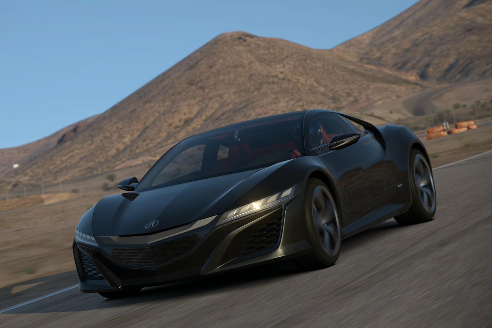 2015 Acura NSX Coming to Gran Turismo 6 - autoevolution
