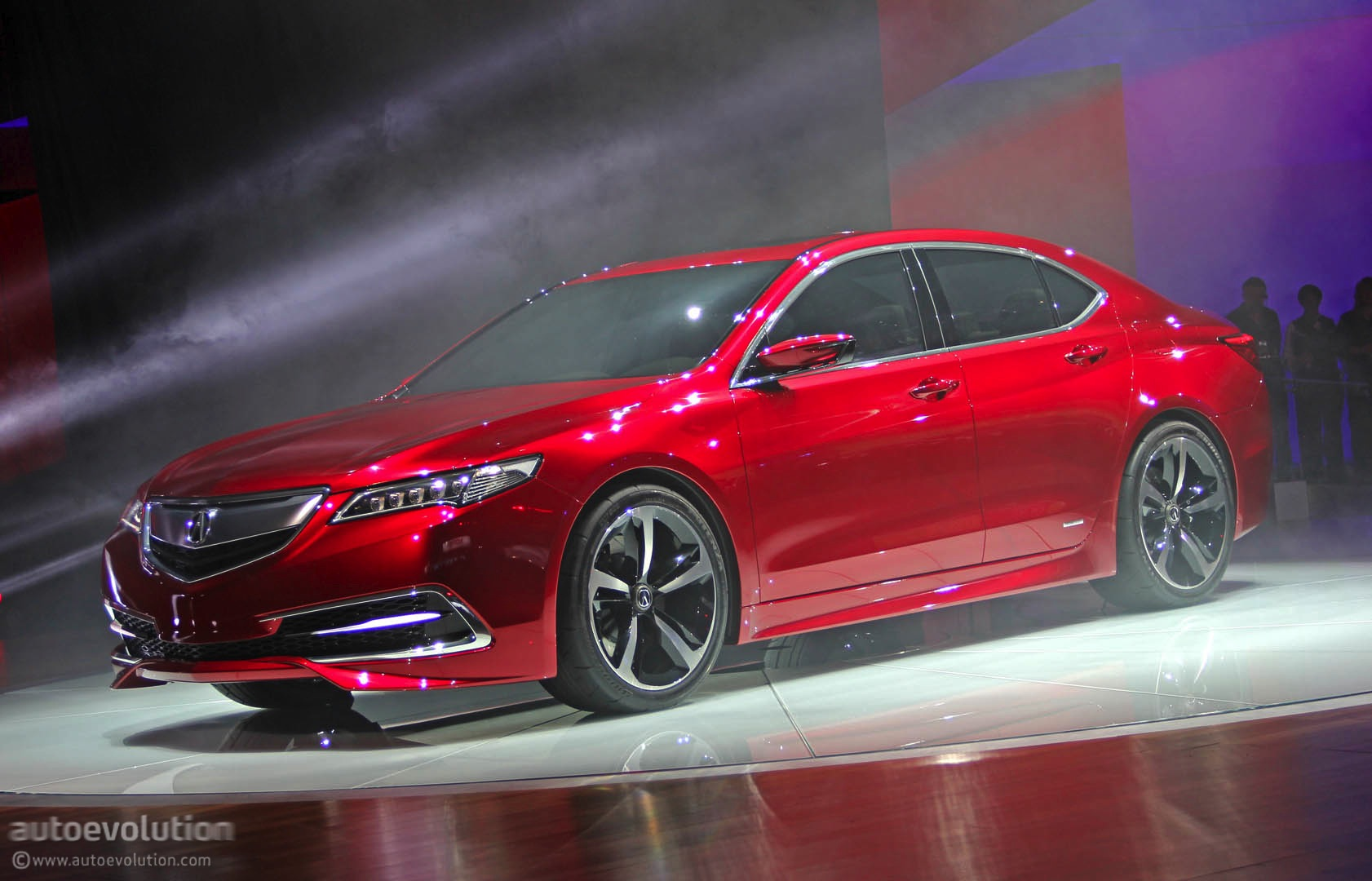 technoflies 2015 acura tlx review tech refinement puts. Black Bedroom Furniture Sets. Home Design Ideas