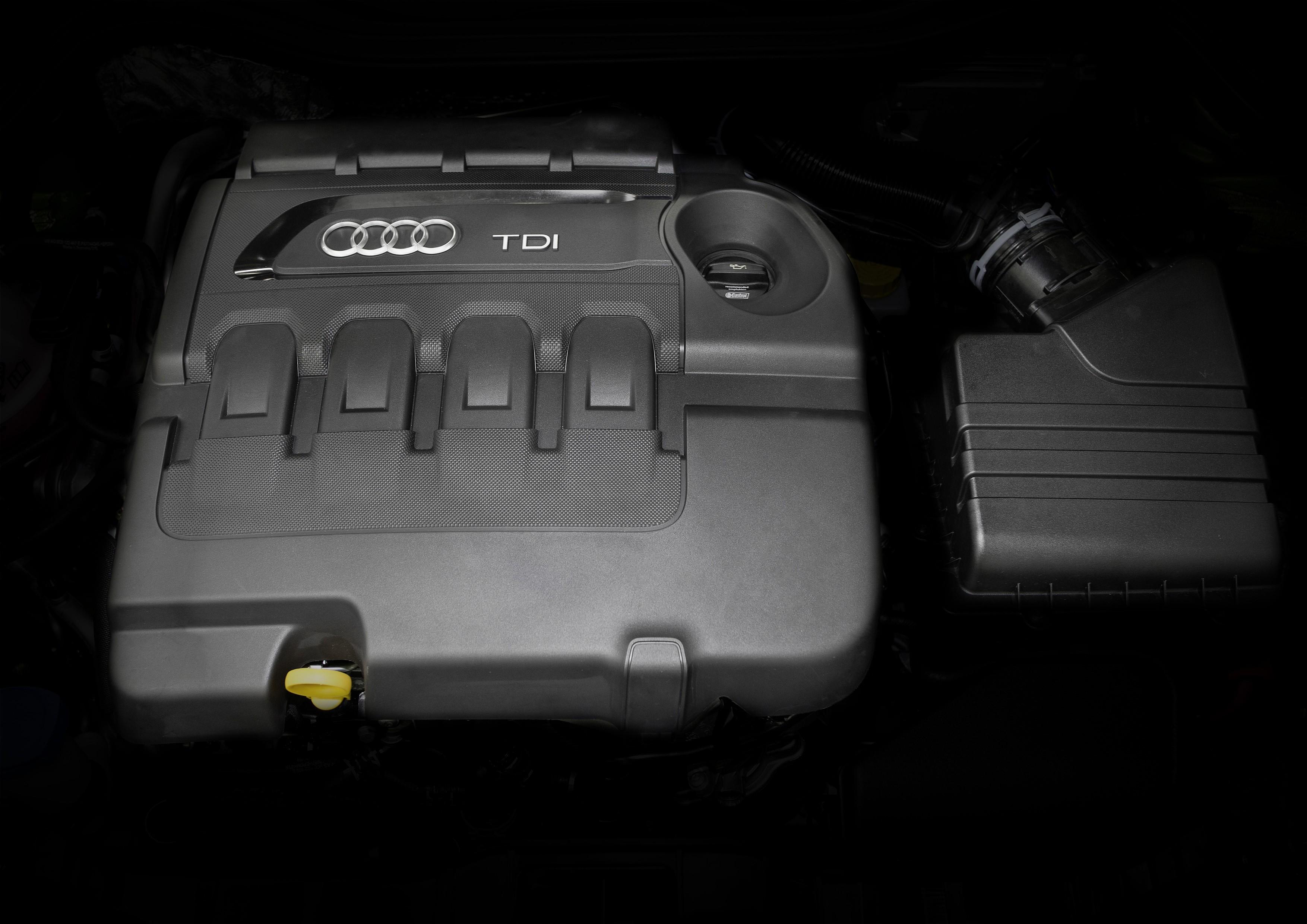 Двигатель TDI под капотом Audi A1