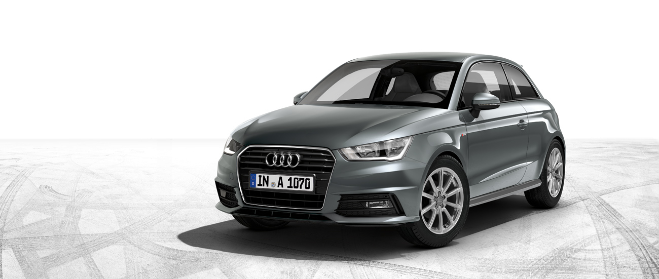 2015 Audi A1 and A1 Sportback Unveiled with New TFSI
